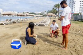Sant Antoni realiza dos simulacros para optimizar la respuesta en emergencias