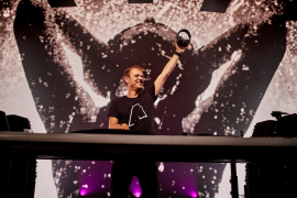 Armin Van Buuren se despide hoy por todo lo alto en Hï Ibiza