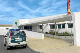 La Guardia Civil investiga la muerte de un turista precipitado en Formentera