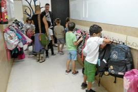 El CEIP Sant Carles comienza el curso en barracones y a la espera de una ampliación