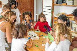 Santa Agnès, una vuelta a las aulas sin masificaciones y con un recuerdo especial
