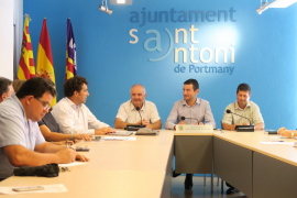 En dos semanas comenzarán las obras de demolición del edificio portuario de Sant Antoni