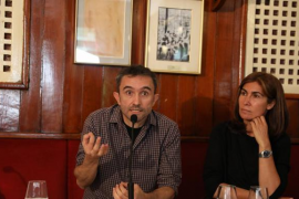 El ibicenco José Morella gana el Premio Café Gijón con su novela 'West End'