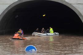 Seis fallecidos por los efectos de la DANA en el sureste de España