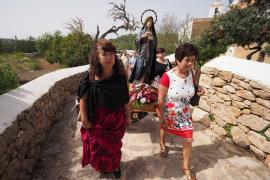 Sant Mateu celebra el día dedicado a sus mayores por las fiestas patronales