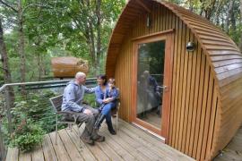 ''Del camping al glamping'': La tendencia que revoluciona el sector turismo en el mundo