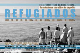 La historia dramática 'Refugiados' se estrena en la Sala Delirious