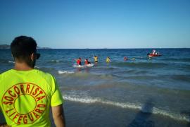 Baleares registra 14 muertes por ahogamiento en lo que va de 2019