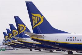Aviones de Ryanair