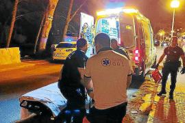La Policía Local fue la encargada de reducir y detener al presunto suicida de Capdepera