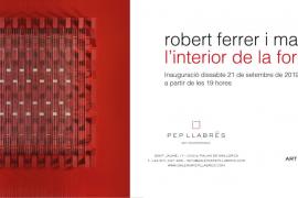 Robert Ferrer i Martorell expone en Pep Llabrés esta Nit de l'Art 2019
