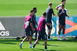 Ronaldo mide al Atlético