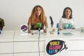 Llega la segunda edición del World Cleanup Day Ibiza y Formentera