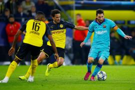 Champions League - Group F - Borussia Dortmund v FC Barcelona