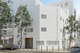 El nuevo albergue de Vila estará finalizado a finales del año que viene