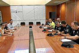 El Consell trabajará con los cuerpos de seguridad en transporte e intrusismo