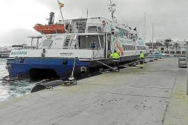 GxF insta a reordenar el tráfico por la «inaceptable» contaminación en la Savina