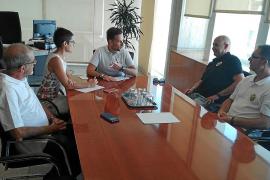 El Consell estudia aumentar los controles para evitar el transporte ilegal en Ibiza