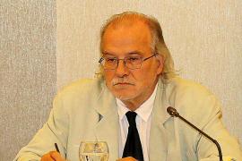 Andreu Manresa en el Parlament