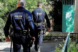 La Policía Local se hizo cargo de la investigación