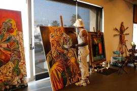 Inaugurada la Ibiza Art Fair en el Palau de Congressos de Ibiza