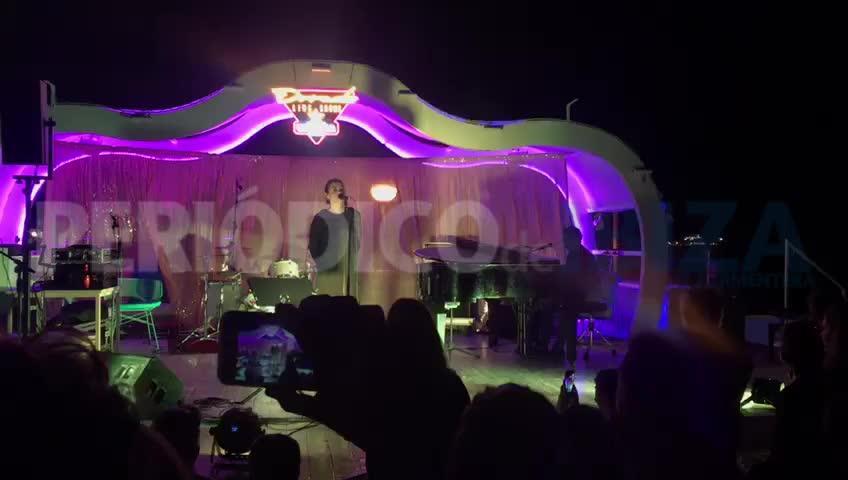 El grupo Marlango cautiva con su música al público de Ibiza