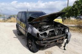 El Govern se persona como perjudicado en el caso del vehículo quemado en Esporles