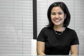 Priscila Monteiro: «El cáncer es el gran desconocido a pesar de los avances que se han hecho»