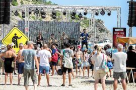 Cala Llonga se suma a una nueva edición mundial de Playing for Change Day