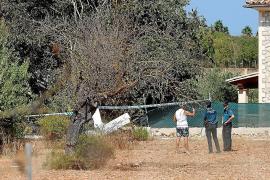 Accidente aéreo en Inca
