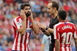 Frenazo del Atlético contra el Celta