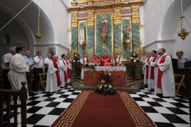 El día grande de Sant Mateu, en imágenes. Fotos: Marcelo Sastre