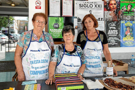 Manos Unidas celebra un evento solidario en Sant Rafel