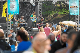 La música se adueña de Cala Llonga para mejorar la vida de 2.000 niños