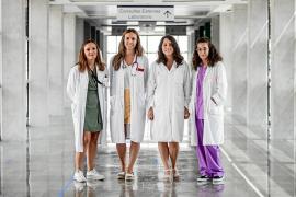 Los MIR eligen Ibiza para formarse como médicos