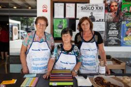 El evento solidario de Manos Unidas en Sant Rafel, en imágenes .