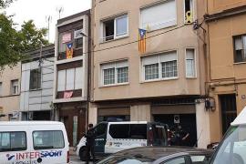 La Audiencia Nacional investiga por rebelión y terrorismo a los nueve detenidos en Cataluña