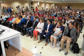 La UIB comienza el curso con 415 alumnos en la sede de Ibiza y Formentera