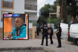 El asesino de una mujer en Mallorca, a la Guardia Civil: «No me acuerdo de nada»