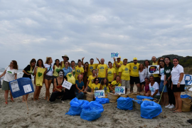 700 voluntarios se suman al World Cleanup Day en Ibiza y Formentera