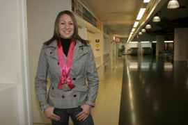 Irene Colomar se queda sola en el Europeo sénior de Tenerife