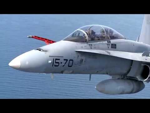 Más de 600 militares participan en el 'Eagle Eye', un ejercicio de defensa aérea de Ibiza