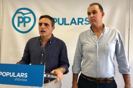 El PP denuncia que Vila no ejecutó el 45% de las inversiones en 2018