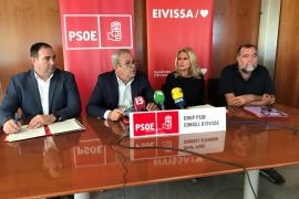 El PSOE acusa a Vicent Marí de querer imponer «la censura y el silencio» en el Consell de Ibiza