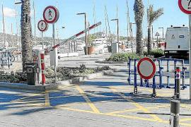 Vila pide a la APB que autorice el acceso al puerto a vecinos con movilidad reducida