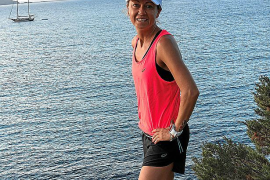 María Vasco, una atleta olímpica para la Ibiza Trail Maratón