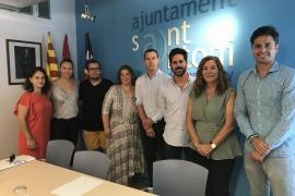 PSOE-Reinicia pide explicaciones sobre el transporte de 300 kilos de pólvora de los fuegos de Sant Bartomeu