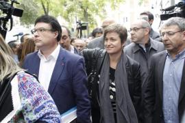 El Tribunal Superior catalán juzgará a la anterior Mesa del Parlament por el 1-O