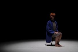 'Presente', la danza de Antonio Ruz, llega a esta noche a Cas Serres