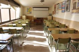 Palma local huelga general instituto son pacs fotos teresa ayuga